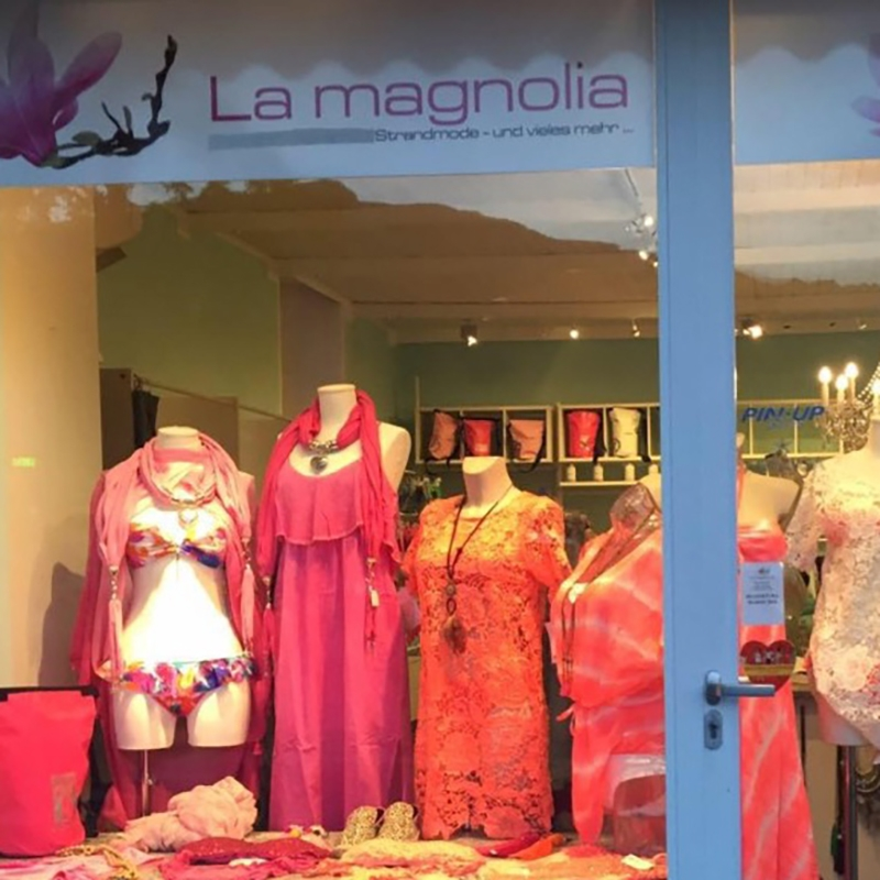 La Magnolia Beach Shop