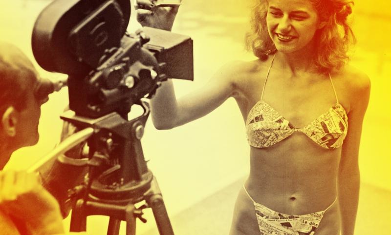 Il primo bikini: l'incredibile storia di Micheline Bernardini